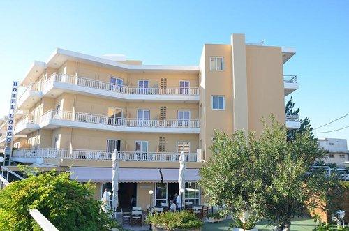 Тур в Marine Congo Hotel 2☆ Греция, о. Родос