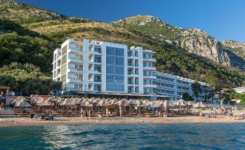 Горящий тур в Sea Fort Aparthotel & Restaurant 4☆ Черногория, Сутоморе
