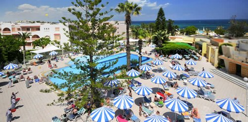 Тур в Abou Sofiane Hotel 4☆ Туніс, Порт Ель Кантауї
