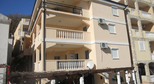 Горящий тур в Papillon Apartments 3☆ Черногория, Петровац