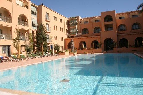 Горящий тур в Alhambra Thalasso Yasmine Hammamet 5☆ Тунис, Хаммамет