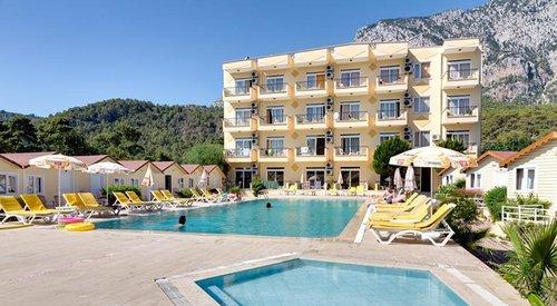 Тур в Imeros Hotel 3☆ Турция, Кемер