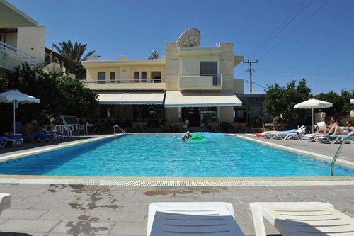 Тур в Ilyssion Holidays Apartments & Studios 3☆ Греция, о. Родос