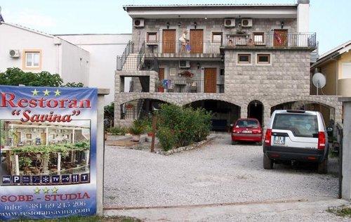 Тур в Savina Apartments 3☆ Черногория, Будва