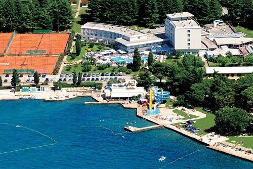 Тур в Park Plava Laguna Hotel 4☆ Хорватия, Пореч