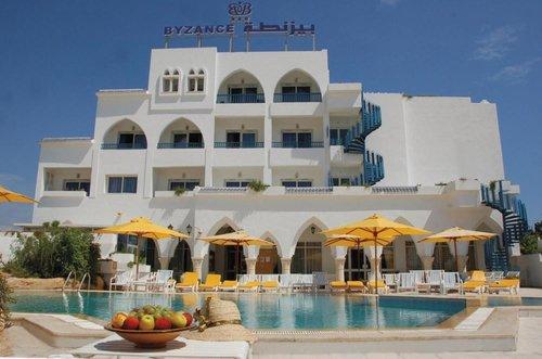 Тур в Byzance Hotel 3☆ Тунис, Набёль