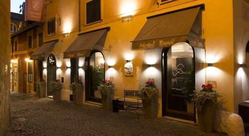 Горящий тур в Trevi Hotel 3☆ Италия, Рим