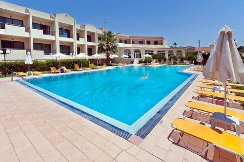 Горящий тур в Summerland Hotel & Bungalows 3☆ Греция, о. Родос