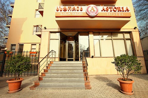 Тур в Astoria Hotel 3☆ Грузия, Тбилиси