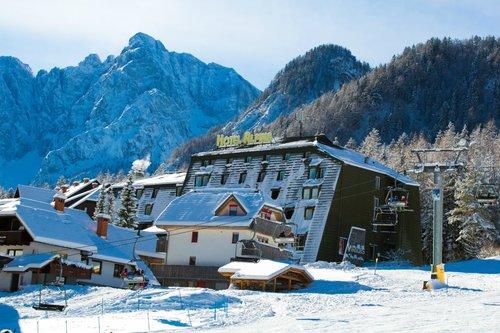 Гарячий тур в Alpina Hotel 3☆ Словенія, Краньска Гора