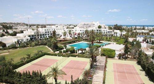 Тур в Hasdrubal Thalassa & Spa Port El Kantaoui 4☆ Туніс, Порт Ель Кантауї