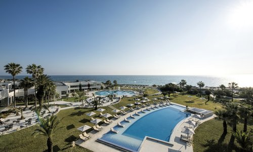 Тур в Iberostar Selection Diar El Andalous 4☆ Тунис, Порт Эль Кантауи