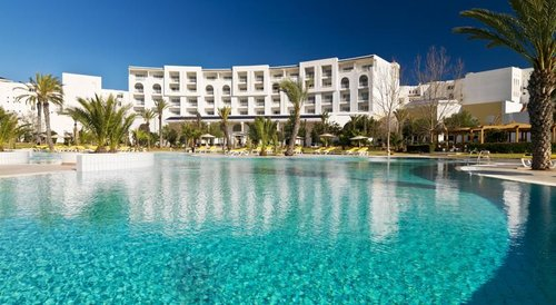 Тур в Saphir Palace & Spa 5☆ Тунис, Хаммамет