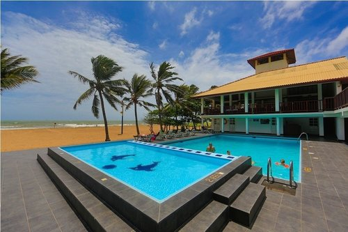 Тур в Catamaran Beach Hotel 3☆ Шрі-Ланка, Негомбо
