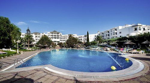 Тур в Royal Kenz Hotel Thalasso & Spa 4☆ Туніс, Сус