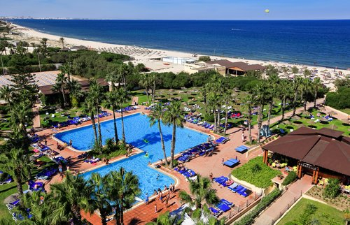 Тур в Sahara Beach Aquapark Resort 3☆ Тунис, Монастир