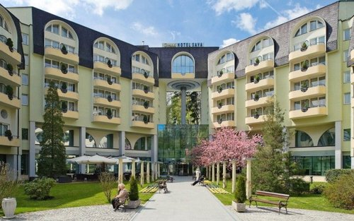 Тур в Grand Hotel Sava Superior 4☆ Словенія, Рогашка Слатіна