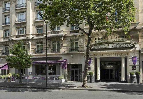 Тур в Paris Marriott Opera Ambassador Hotel 4☆ Франція, Париж