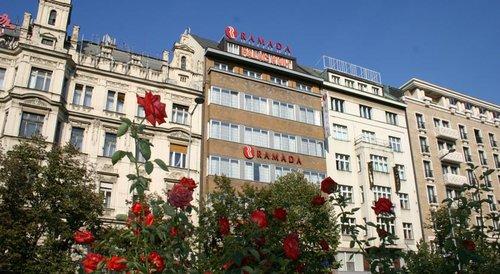 Тур в Ramada Prague City Centre 4☆ Чехия, Прага