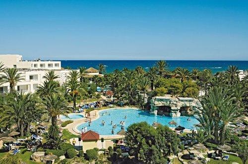 Тур в Shell Beach Hotel & Spa 4☆ Тунис, Хаммамет