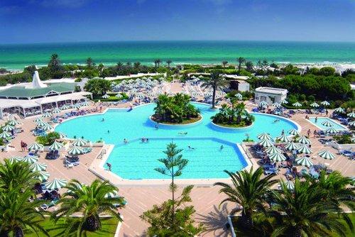 Тур в ONE Resort El Mansour 4☆ Тунис, Махдия