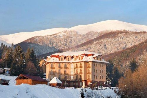 Тур в Пилипец Гранд Отель 4☆ Украина - Карпаты, Пилипец