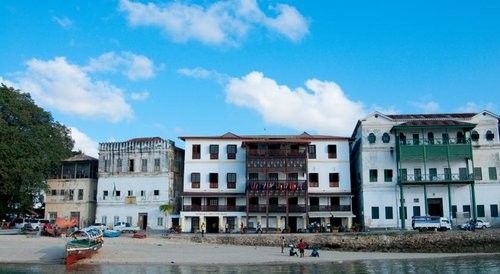 Тур в Mizingani Seafront Hotel 4☆ Танзания, Занзибар