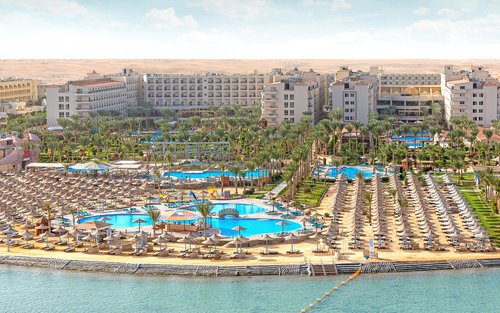 Тур в Hawaii Riviera Resort & Aqua Park 5☆ Египет, Хургада