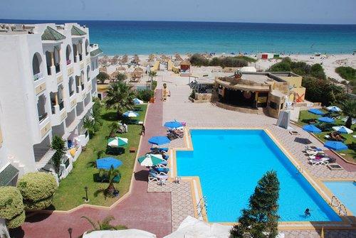 Тур в Topkapi Beach 3☆ Тунис, Махдия