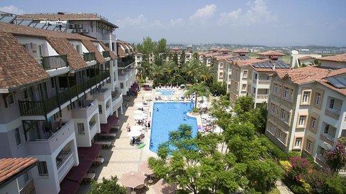 Тур в Side Village Hotel 4☆ Турция, Сиде