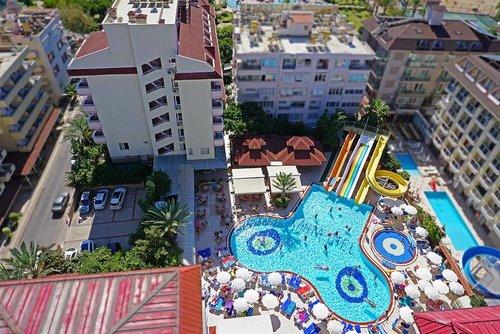 Тур в Kahya Hotel 4☆ Туреччина, Аланія