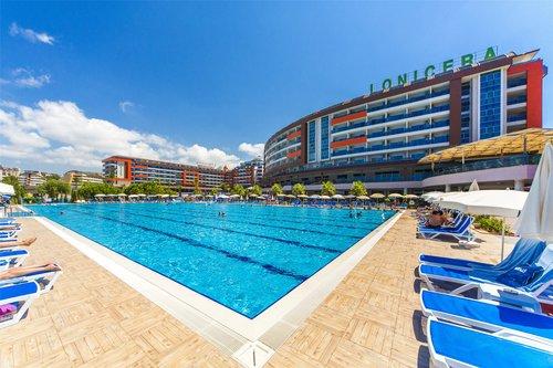 Тур в Lonicera Resort & Spa 5☆ Туреччина, Аланія