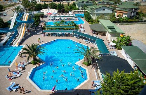 Тур в Aydinbey Gold Dreams Hotel 5☆ Туреччина, Аланія