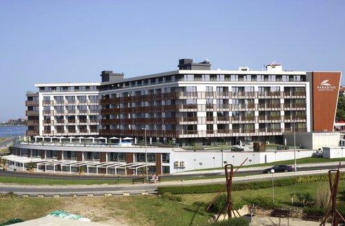 Горящий тур в Paradiso Aparthotel Nessebar 3☆ Болгария, Несебр