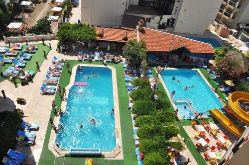 Горящий тур в Aegean Park Hotel 3☆ Турция, Мармарис