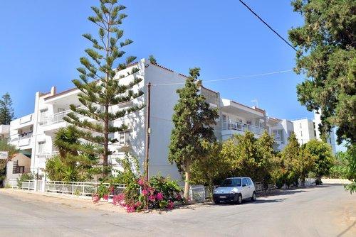 Тур в Anna Apartments Crete 3☆ Греция, о. Крит – Ираклион