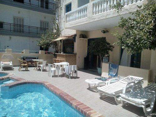 Тур в Aquarius Apartments 2☆ Греция, о. Крит – Ираклион