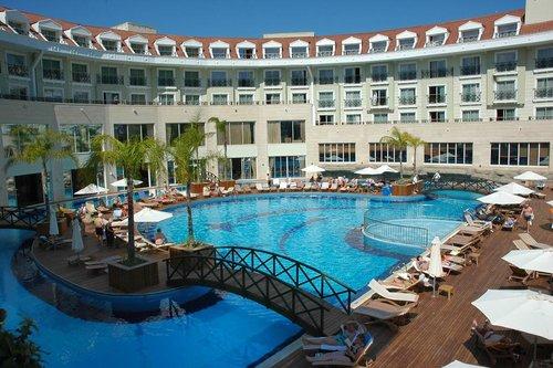Тур в Meder Resort Hotel 5☆ Турция, Кемер