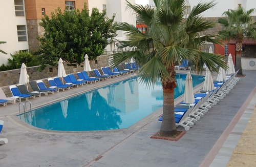 Тур в Tiana Beach Resort 3☆ Турция, Бодрум