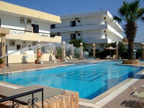Гарячий тур в Antonios Hotel 1☆ Греція, о. Родос