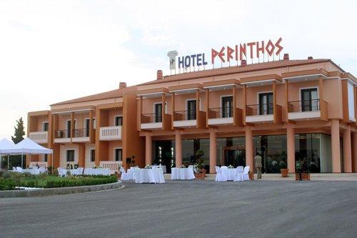 Тур в Perinthos Hotel 3☆ Греция, Салоники
