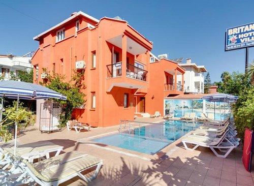 Тур в Britannia Hotel 3☆ Турция, Кемер