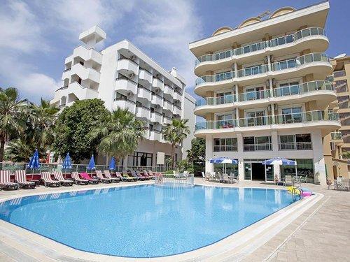 Тур в Alkan Hotel 3☆ Турция, Мармарис