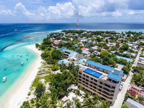Тур в Season Paradise Guest House 4☆ Мальдіви, Північний Мале Атол