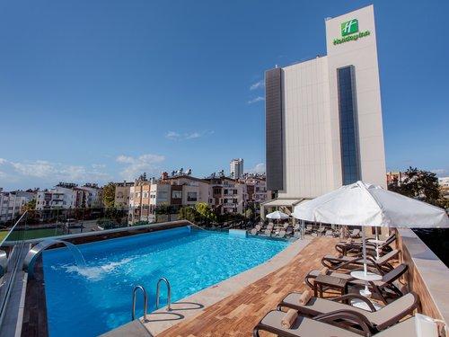 Тур в Holiday Inn Antalya Lara 5☆ Турция, Анталия