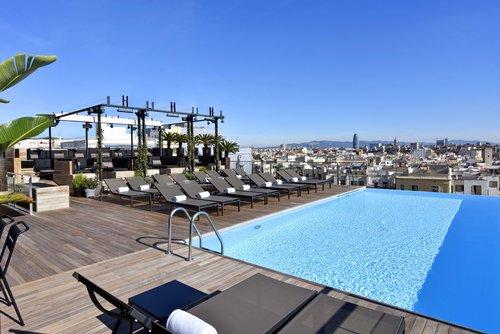 Тур в Grand Hotel Central 5☆ Іспанія, Барселона
