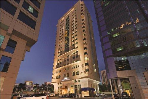 Горящий тур в Howard Johnson Hotel Abu Dhabi 3☆ ОАЭ, Абу Даби