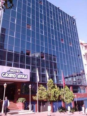 Гарячий тур в Grand Anka Hotel 4☆ Туреччина, Стамбул