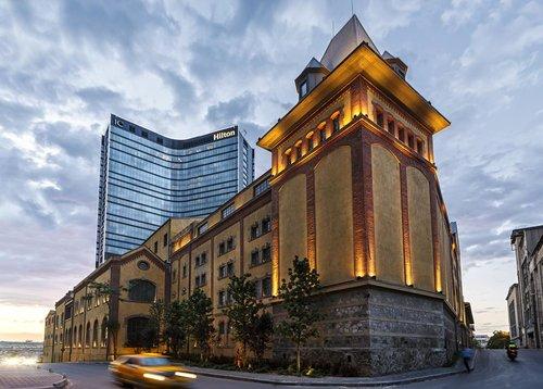 Тур в Hilton Istanbul Bomonti Hotel & Conference Center 5☆ Турция, Стамбул