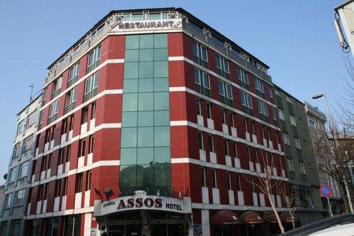 Тур в Assos Hotel Istanbul 3☆ Туреччина, Стамбул